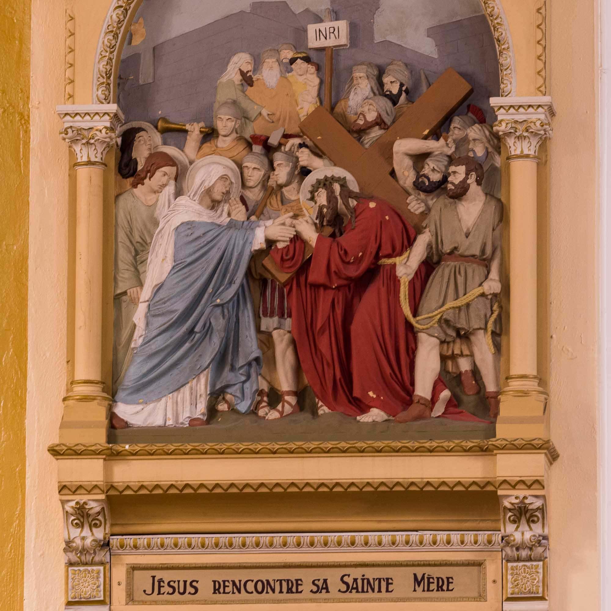 04 chemin de croix cathedrale saint jerome