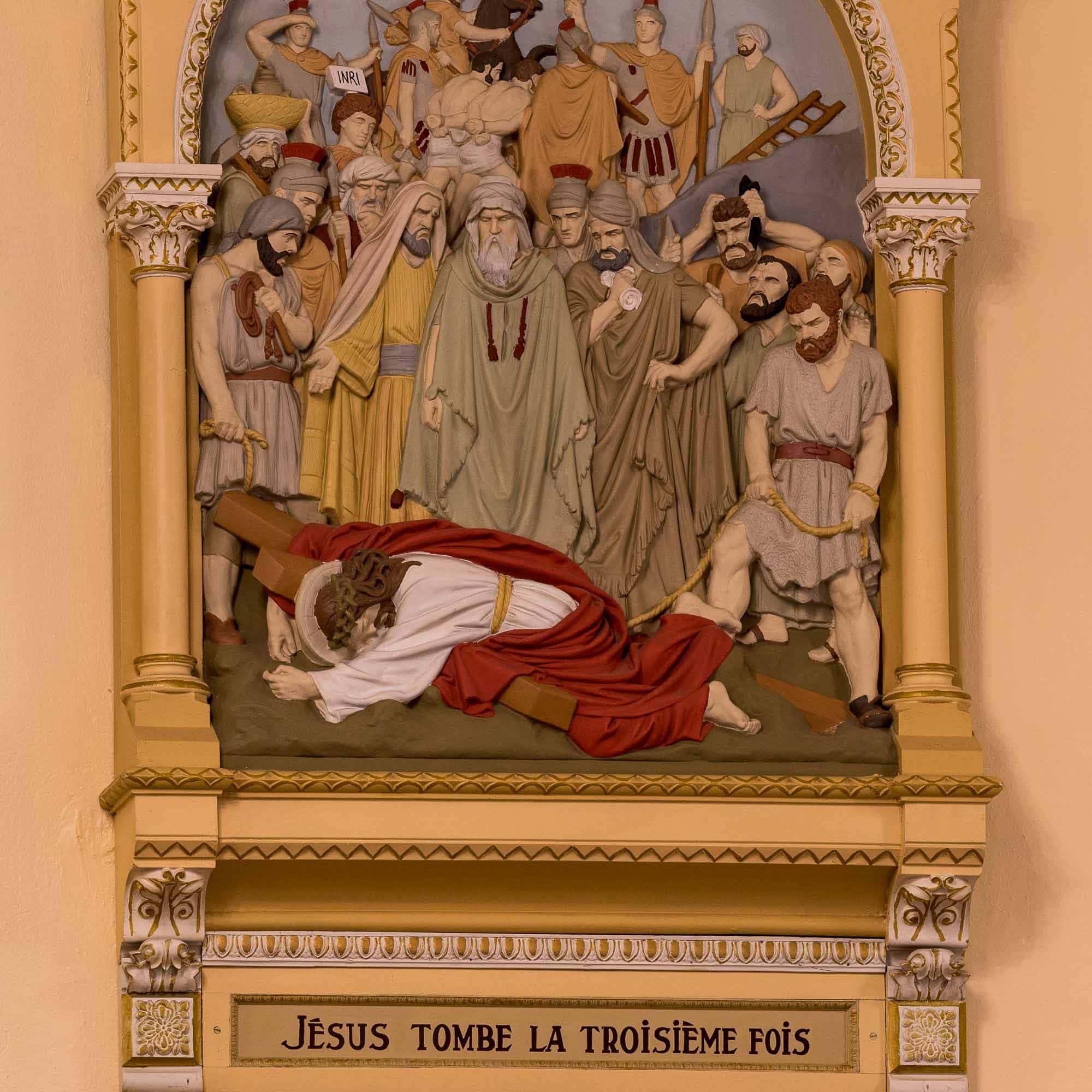 09 chemin de croix cathedrale saint jerome