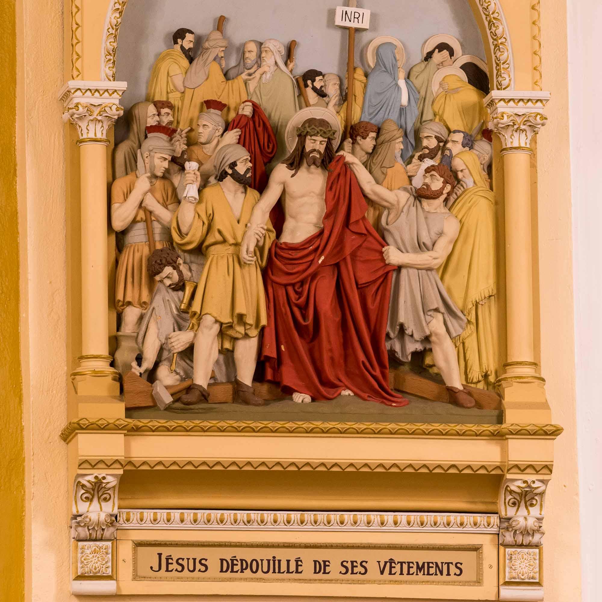 10 chemin de croix cathedrale saint jerome