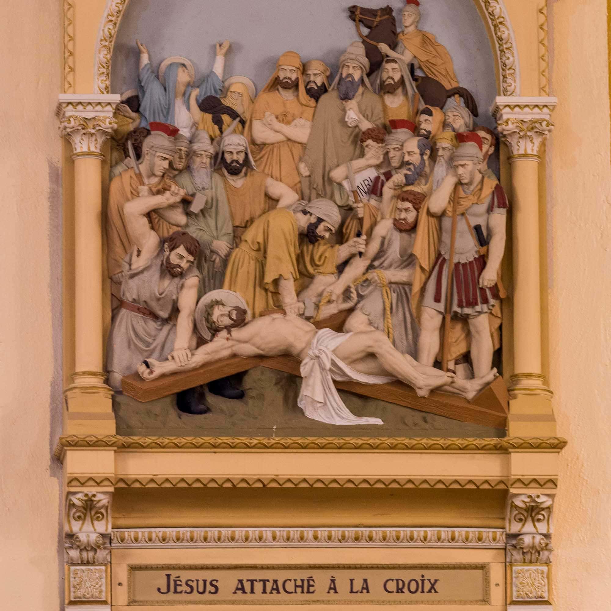 11 chemin de croix cathedrale saint jerome