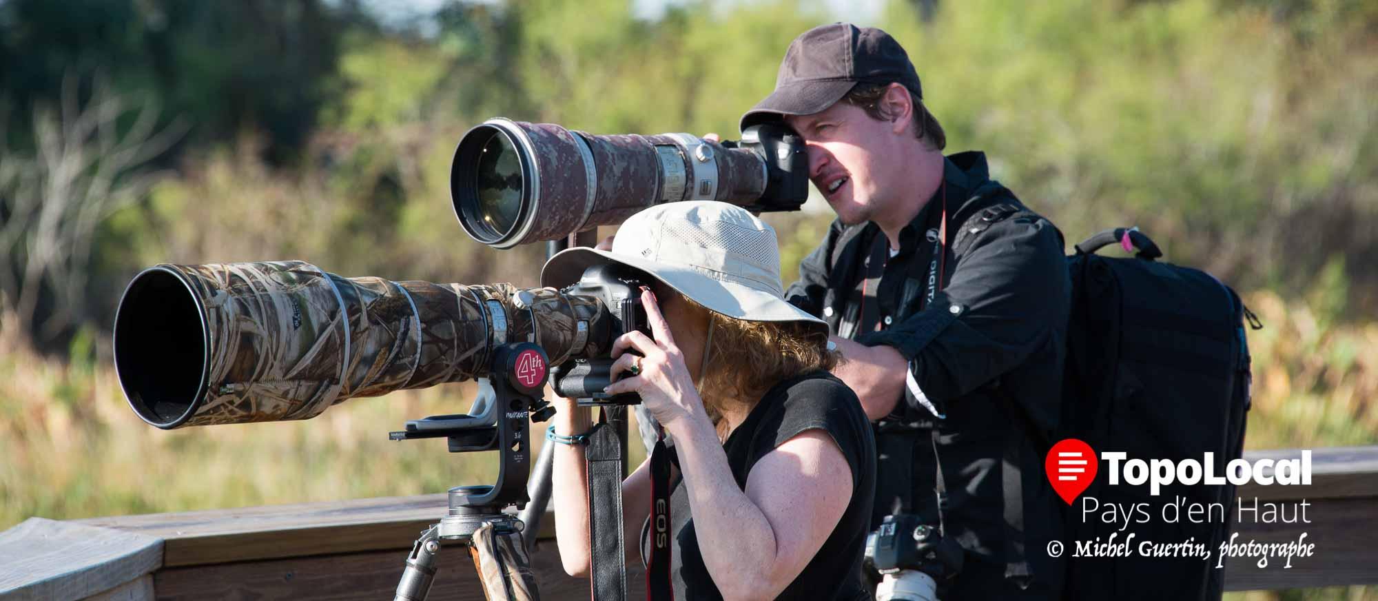 La Floride c'est aussi un merveilleux endroit pour faire de la photographoe d'espèces rares d'oiseaux dans les nombreux parcs nationaux.