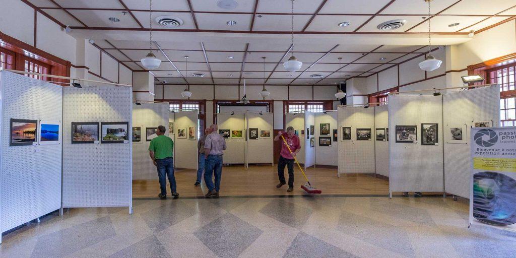 Les membres de Passion Photo Laurentides invitent le public à venir voir plusieurs dizaines de photos à la Vieille-Gare de Saint-Jérôme, les 11 et 12 juin 2016.