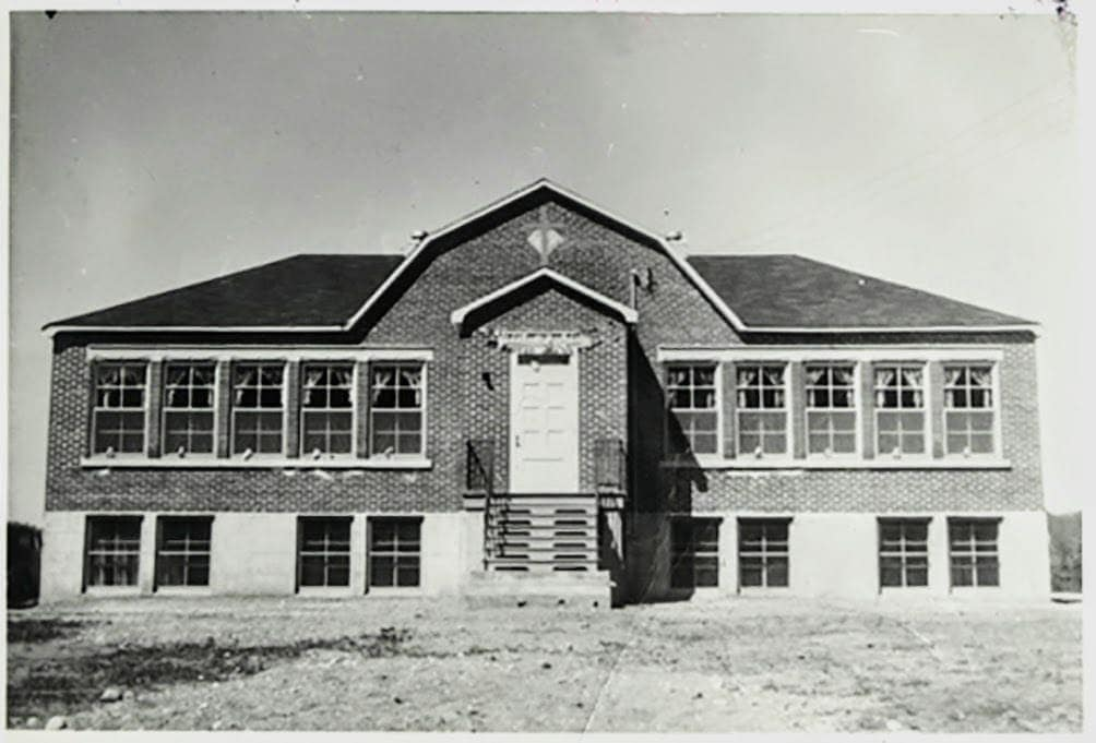 L'école Sacré-Coeur