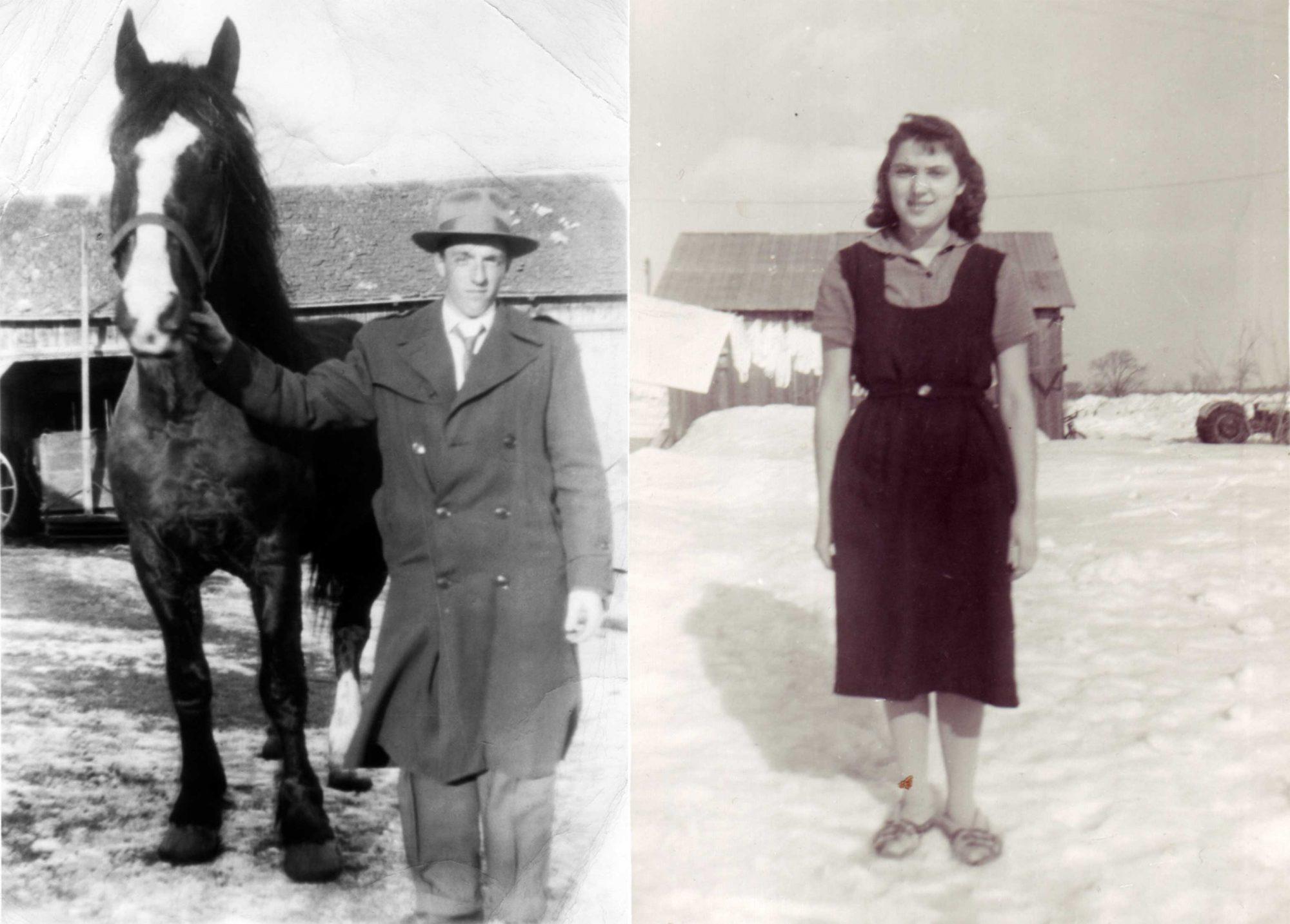 M. richer à 21 ans et Mme Lebeau à 18.